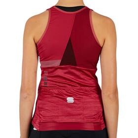 Sportful Giara Top Women, czerwony